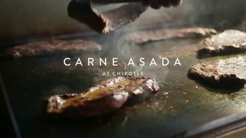 Chipotle Mexican Grill TV Spot, 'Yony: Carne Asada: Free Delivery' - Thumbnail 1
