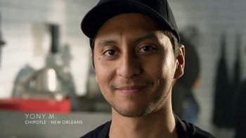 Chipotle Mexican Grill TV Spot, 'Yony: Carne Asada: Free Delivery' - Thumbnail 3