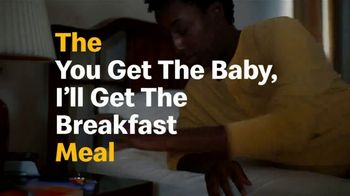 McDonald's $1 $2 $3 Dollar Menu  TV Spot, 'The You Get the Baby, I'll Get the Breakfast Meal' - Thumbnail 6