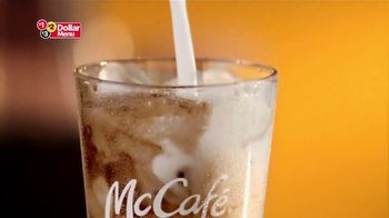 McDonald's $1 $2 $3 Dollar Menu  TV Spot, 'The You Get the Baby, I'll Get the Breakfast Meal' - Thumbnail 8