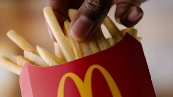 McDonald's French Fries TV Spot, 'Who Are You?'