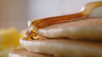 McDonald's Sausage, Egg and Cheese McGriddles TV Spot, 'Touching' - Thumbnail 1