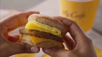 McDonald's Sausage, Egg and Cheese McGriddles TV Spot, 'Touching' - Thumbnail 10