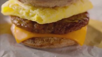 McDonald's Sausage, Egg and Cheese McGriddles TV Spot, 'Touching' - Thumbnail 7