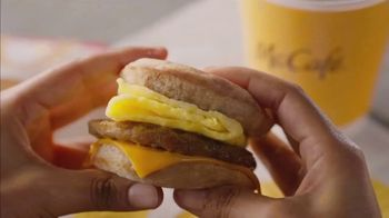 McDonald's Sausage, Egg and Cheese McGriddles TV Spot, 'Touching' - Thumbnail 9