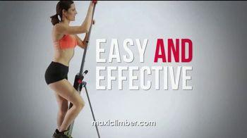 MaxiClimber TV Spot, 'Cardio Workout'