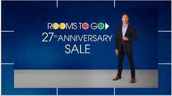 Rooms to Go 27th Anniversary Sale TV Spot, 'Last Chance' - Thumbnail 2