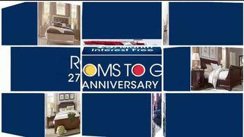 Rooms to Go 27th Anniversary Sale  TV Spot, 'iSofa Living Room Set' - Thumbnail 2