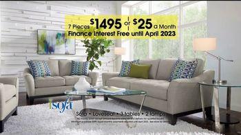 Rooms to Go 27th Anniversary Sale  TV Spot, 'iSofa Living Room Set' - Thumbnail 7