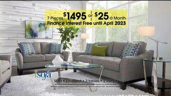Rooms to Go 27th Anniversary Sale  TV Spot, 'iSofa Living Room Set' - Thumbnail 9