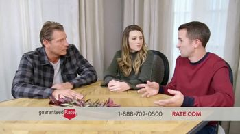 Guaranteed Rate TV Spot, 'Sense of Security' Featuring Ty Pennington - 658 commercial airings
