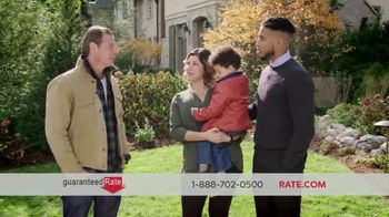 Guaranteed Rate TV Spot, \'Sense of Security\' Featuring Ty Pennington