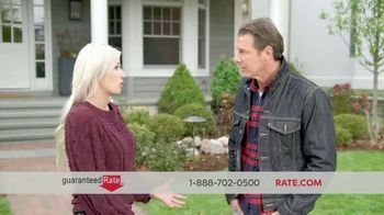 Guaranteed Rate TV Spot, 'Sense of Security' Featuring Ty Pennington - Thumbnail 4
