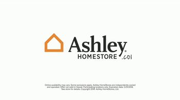 Ashley HomeStore One Day Sale TV Spot, 'Free Cooler' - Thumbnail 9