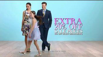 Macy's Easter Sale TV Spot, 'Men's and Kids' Styles' - Thumbnail 3