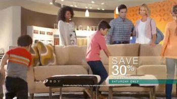 La-Z-Boy Super Saturday Sale TV Spot, 'Hassle-Free' - Thumbnail 6