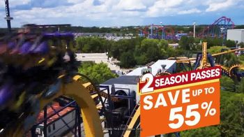 Six Flags TV Spot, 'Spring Break: A Big Deal' - Thumbnail 5