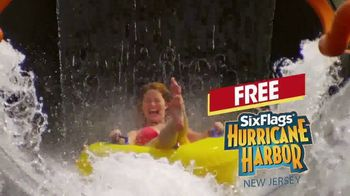 Six Flags TV Spot, 'Spring Break: A Big Deal' - Thumbnail 7