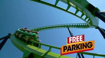 Six Flags TV Spot, 'Spring Break: A Big Deal' - Thumbnail 8