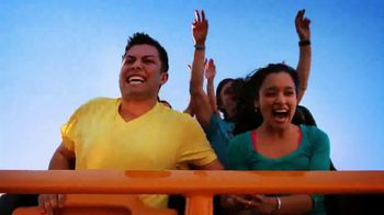 Six Flags TV Spot, 'Spring Break: A Big Deal' - Thumbnail 9