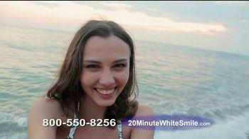 20 Minute White Smile TV Spot, 'Game Changing' - Thumbnail 10