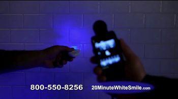 20 Minute White Smile TV Spot, 'Game Changing' - Thumbnail 6