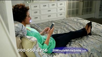 20 Minute White Smile TV Spot, 'Game Changing' - Thumbnail 7