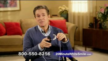 20 Minute White Smile TV Spot, 'Game Changing' - Thumbnail 9