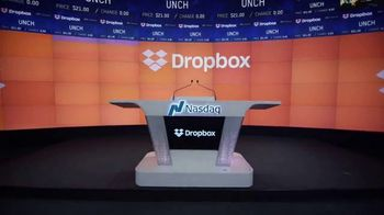 NASDAQ TV Spot, 'Welcome Dropbox' - Thumbnail 1