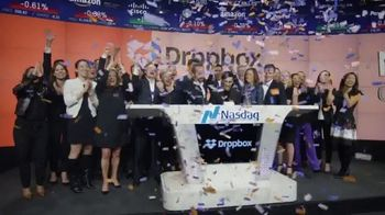NASDAQ TV Spot, 'Welcome Dropbox' - Thumbnail 7