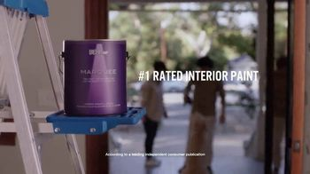 BEHR MARQUEE Interior TV Spot, 'It's Got Potential' - Thumbnail 9