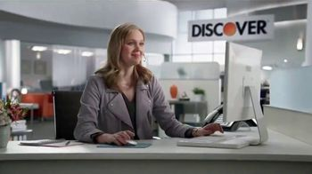 Discover it Card TV Spot, 'Live Customer Service' - Thumbnail 1