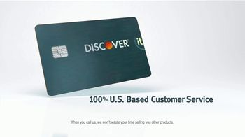 Discover it Card TV Spot, 'Live Customer Service' - Thumbnail 8