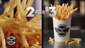 Steak 'n Shake 2 for $3 Value Menu TV Spot, 'Pick Two' - Thumbnail 8