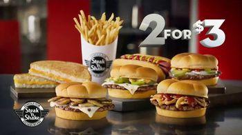Steak 'n Shake 2 for $3 Value Menu TV Spot, 'Pick Two' - Thumbnail 9