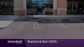 Jackson Hewitt TV Spot, 'Construction Worker: Switch' - Thumbnail 1