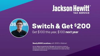 Jackson Hewitt TV Spot, 'Construction Worker: Switch' - Thumbnail 10