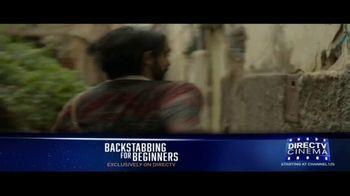 DIRECTV Cinema TV Spot, 'Backstabbing for Beginners' - Thumbnail 4