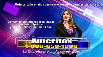 Ameritax TV Spot, 'Créditos' [Spanish] - Thumbnail 1