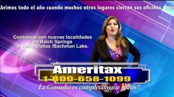 Ameritax TV Spot, 'Créditos' [Spanish]