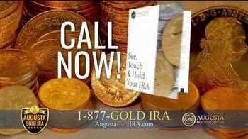 Augusta Precious Metals TV Spot, 'Store IRA 401K Where You Can See' - Thumbnail 9