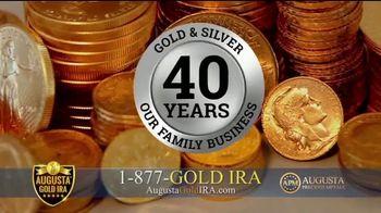 Augusta Precious Metals TV Spot, 'Store IRA 401K Where You Can See' - Thumbnail 8