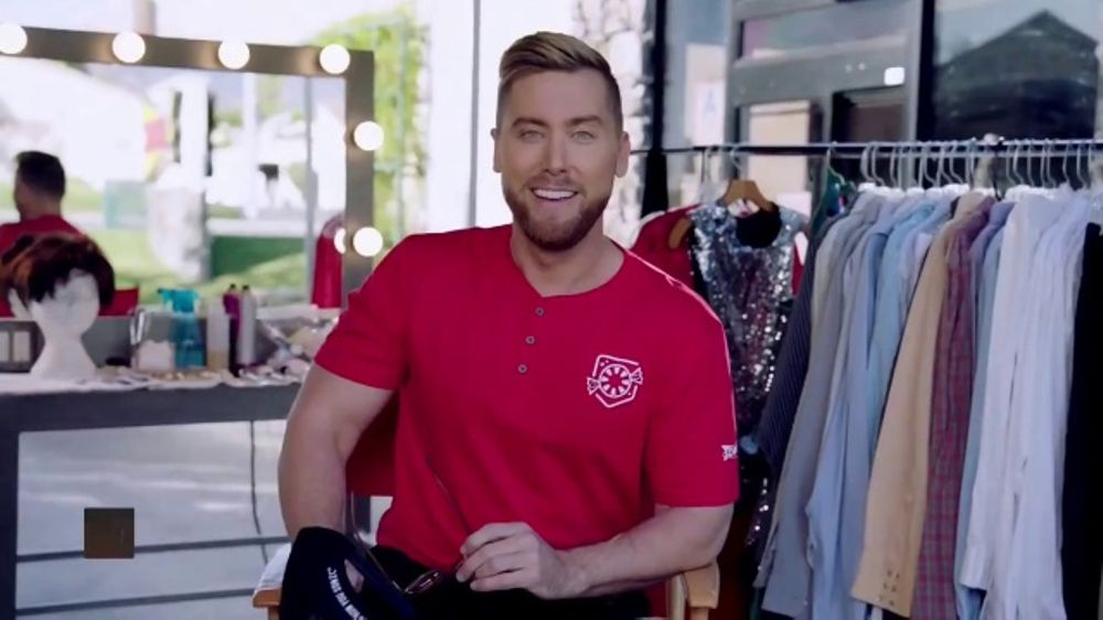 Sonic Drive-In Happy Hour TV Commercial, 'Surprise Performance' Feat. Lance Bass