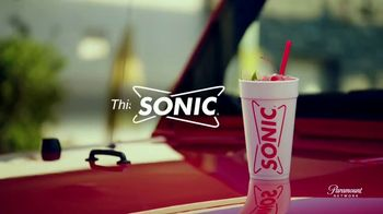 Sonic Drive-In Happy Hour TV Spot, 'Surprise Performance' Feat. Lance Bass - Thumbnail 10