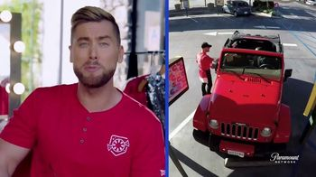 Sonic Drive-In Happy Hour TV Spot, 'Surprise Performance' Feat. Lance Bass - Thumbnail 2