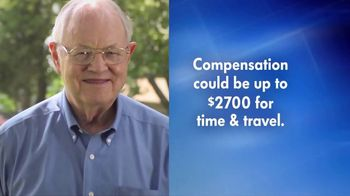Covance Clinical Trials TV Spot, 'Senior Study' - Thumbnail 3