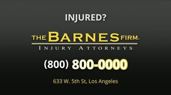 The Barnes Firm TV Spot, 'The Best Result Possible' - Thumbnail 7