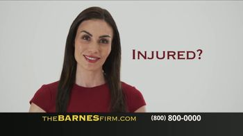 The Barnes Firm TV Spot, 'The Best Result Possible' - Thumbnail 4