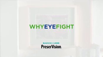 PreserVision AREDS 2TV Spot, 'Why Eye Fight' - Thumbnail 1