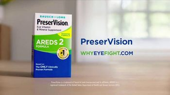PreserVision AREDS 2TV Spot, 'Why Eye Fight' - Thumbnail 10